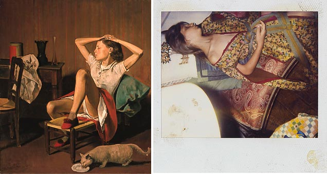 balthus therese dreaming